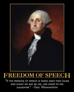 george-washington-freedom-of-speech