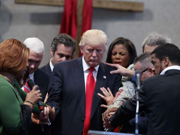 trump-laying-on-of-hands