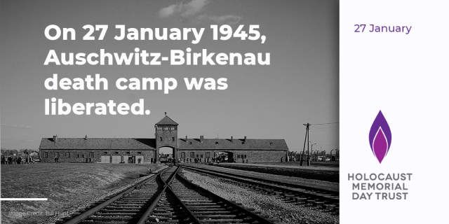 Holocaust Remembrance Day Jan 27